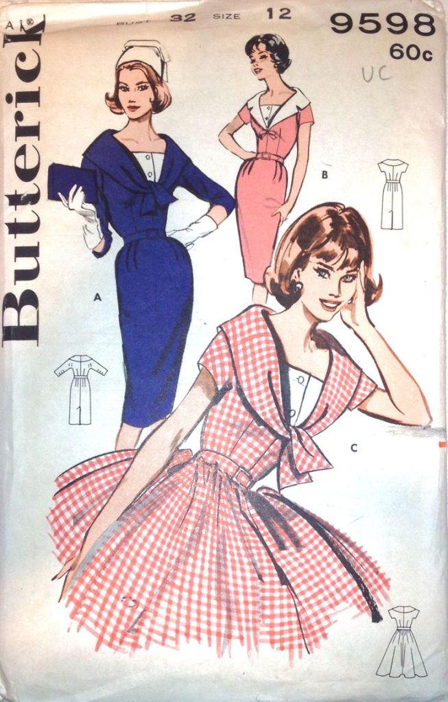 Butterick 9598-pattern