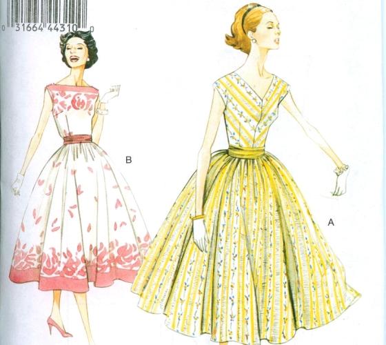 Vogue Vintage Sewing Pattern Zoubi Zoubisou