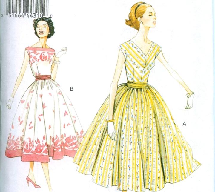Vintage Vogue 8789