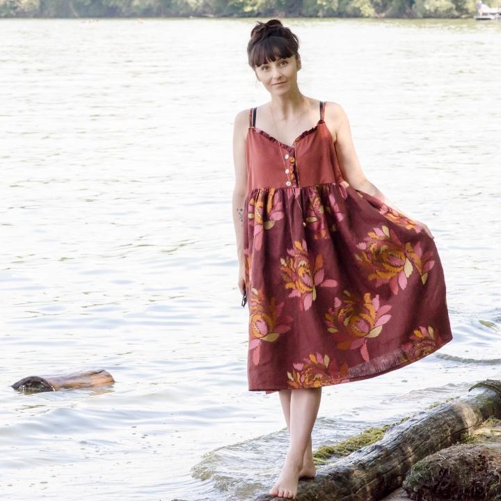 Ségur Summer Dress